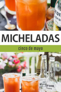Micheladas text overlay