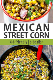 mexican street corn text overlay