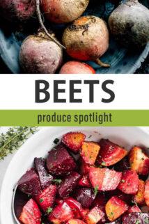 produce spotlight beets