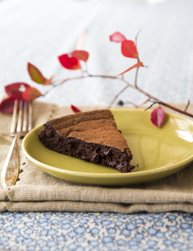 flourless dark chocolate torte recipe