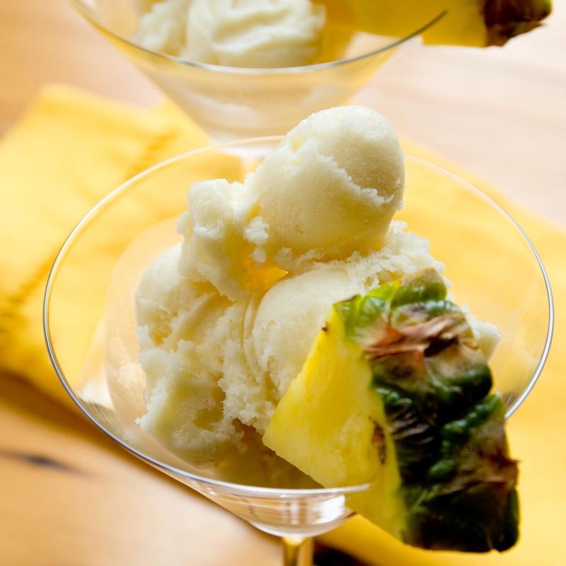 Pineapple Sorbet Recipes — Dishmaps