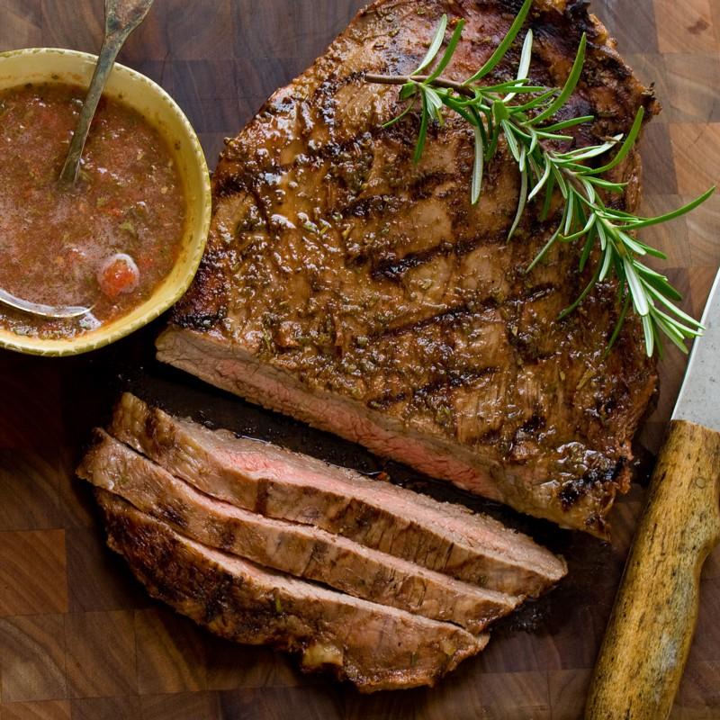 ... flank steak with herb marinated skirt steaks herb marinated skirt