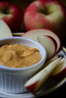Snack Time: Pumpkin Dip