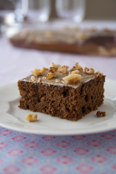 Gluten Free Cake Made With Rice Flour