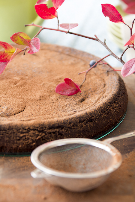 flourless dark chocolate torte recipe - Healthy Seasonal ...